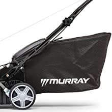Murray EQ400 - Cortacésped manual de gasolina de empuje de 46 cm ...