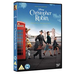 Christopher robin winnie the pooh