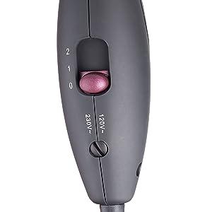 Sèche Cheveux De Voyage Hd 2359 Tristar Poignée Pliable Prise Compatible 120 230v