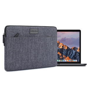 KIZUNA Laptop Sleeve 14 Inch Water-Resistant Shockproof Notebook Case Portable Carrying Bag for 14