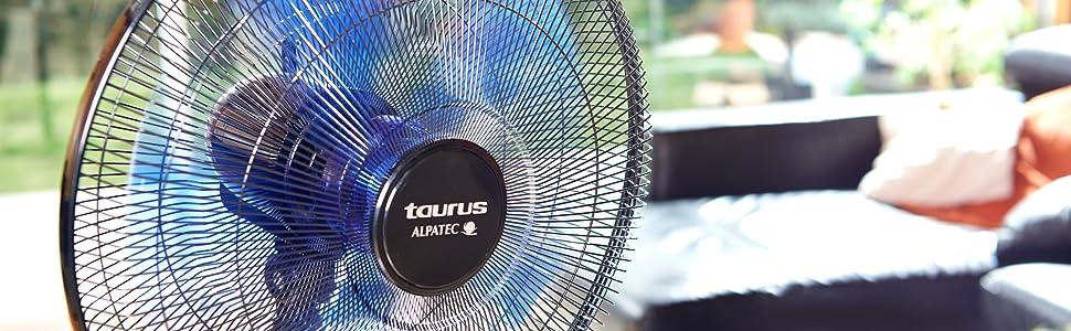 Taurus Boreal Elegance 16C Ventilador de columna oscilante, altura ...