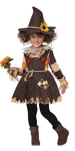 Scarecrow, Pumpkin, Cute Halloween, Cute Costume Toddler, Patch, Corn Field, Trick-or-Treat