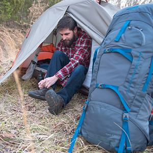 ALPS Mountaineering, Lynx 1, mesh tent, free-standing, lightweight, backpacking