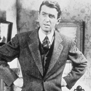 James Stewart – George Bailey