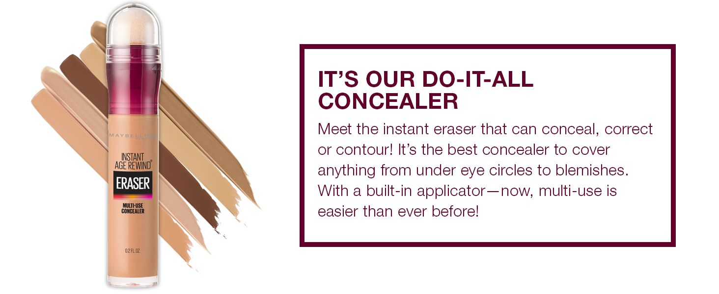 It's Our Do-It-All Concealer - Instant Age Rewind Eraser