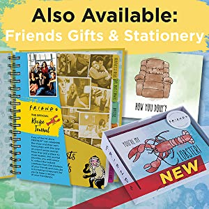 Also Available: Friends Gifs & Stationery