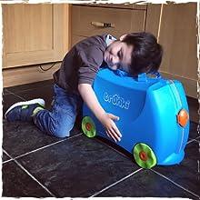 Trunki - Andador: Amazon.es: Bebé