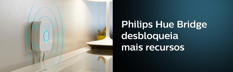 Philips Hue, Hue Go, Luminaria inteligente, luminaria portatil, alexa, google home, luz