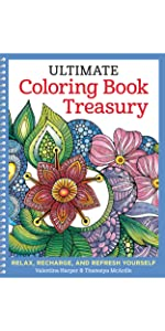 color me happy, color your way to calm, colored pencils, coloring books best sellers, creative haven