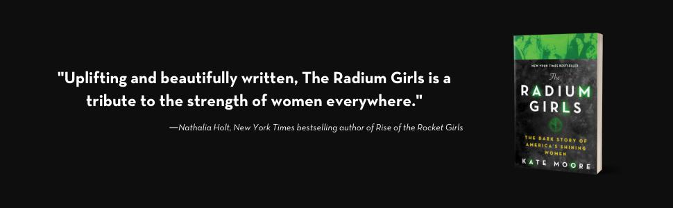 nathalia holt review of the radium girls