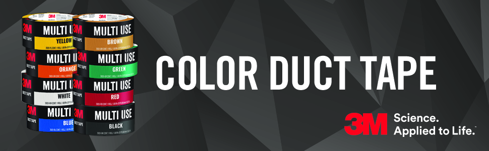 3M Color Duct Tape