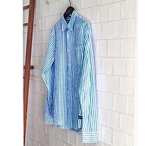 Scotch & Soda Regular Fit-Classic All-Over Printed Shirt Camisa para Hombre