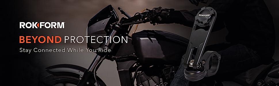 Rokform Pro Series Motorcycle Mount