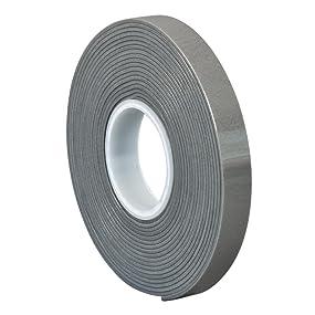 3M VHB Tape 4943F 0.875 in width x 5 yd length 1 Roll TapeCase 0.875-5-4943F
