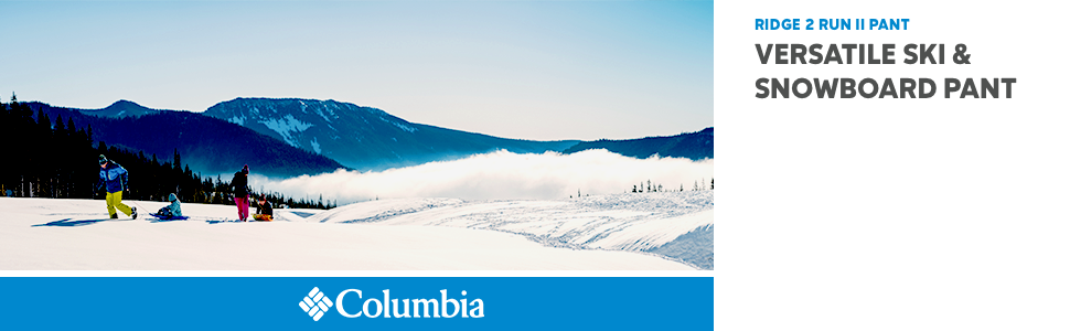 353f4d5d1d3a Amazon.com   Columbia Men s Ridge 2 Run II Snow Pant   Skiing Pants ...