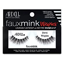 ardell, ardell lashes, ardell faux mink demi wispies, demi wispies, wispies, false lashes, lashes