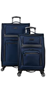 Luggage, Suitcase, Rugged Roamer, Kenneth Cole, Travel Luggage, Expandable Suitcase, Bag
