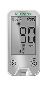 MediTouch 2 Dual - Silber