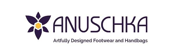 Anuschka Leather Logo