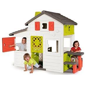 Smoby – Friends House - Spielhaus für Kinder für drinnen