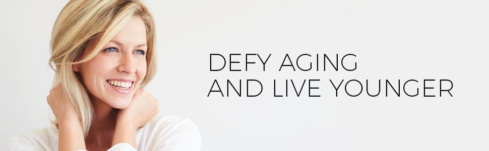 szembeszállni az öregedéssel és fiatalabbá válni
