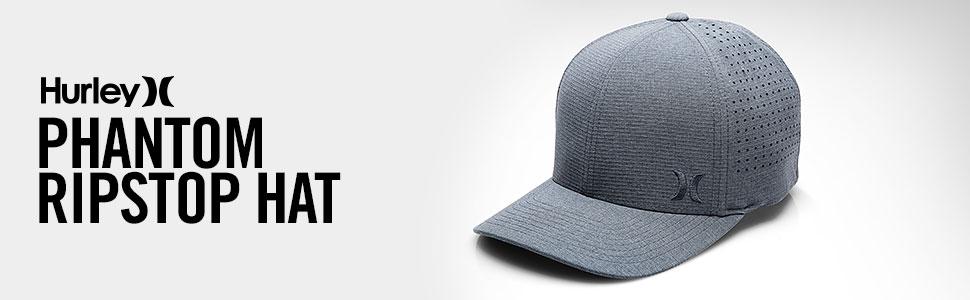 Hurley Phantom Ribstop Hat