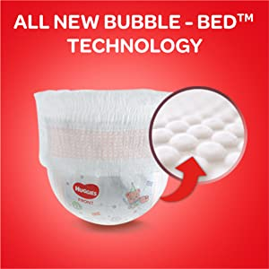 All New Bubble Bed Technology