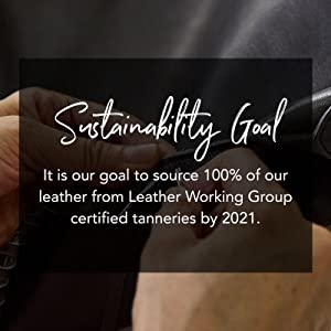 sustainable goals, leather working group, tanneries, source