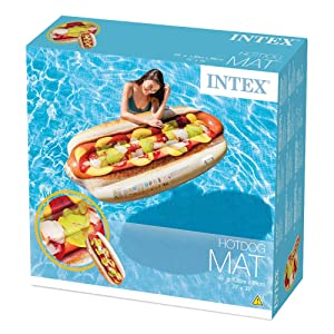 Intex, hot dog, kit