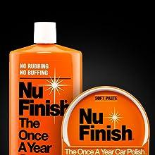 Nu Finsih. The once a year car polish