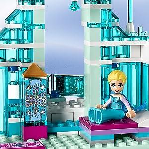 LEGO   Disney Frozen Elsa's Magical Ice Palace