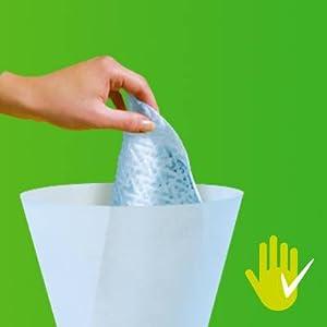4. Prachtig schoon met elke navuldoek.