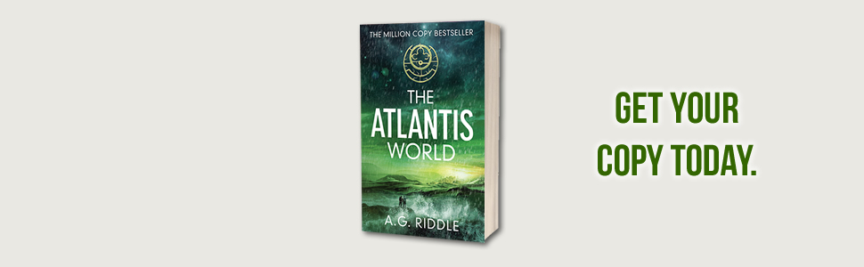 The Atlantis World, Kindle Unlimited, Audible