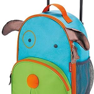 Skip Hop, Luggage, Kid Luggage, Toddler Luggae