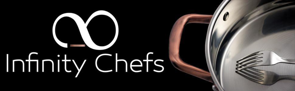 Infinita pasión por los chefs sin límites