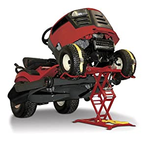 Amazon.com: mojack ZR para tractor cortacésped Ascensor w ...