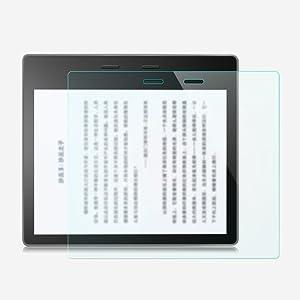 Película com bordas arredondadas Kindle Oasis