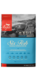 Original Six Fish