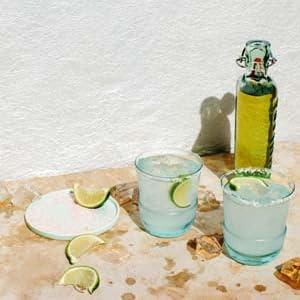 margarita, cocktail, mezcal, turmeric, agave