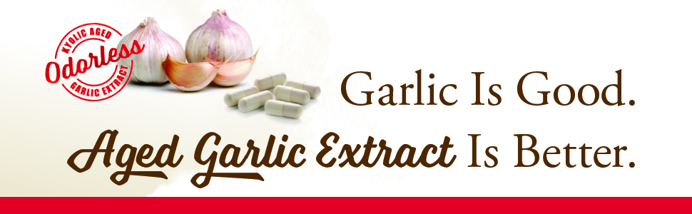 Kyolic Aged Garlic, garlic supplement, allicin,organic supplement,gluten-free,non-gmo,garlic extract