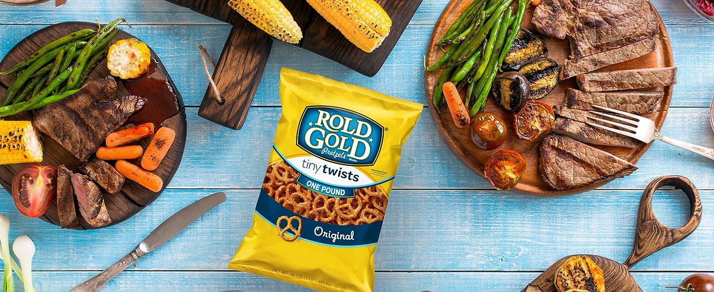 rold gold pretzels