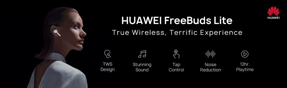 Huawei FreeBuds Lite ,huawei earphones,Huawei bluetooth earphones, Huawei wireless earphones