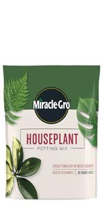 Miracle-Gro Houseplant Potting Mix