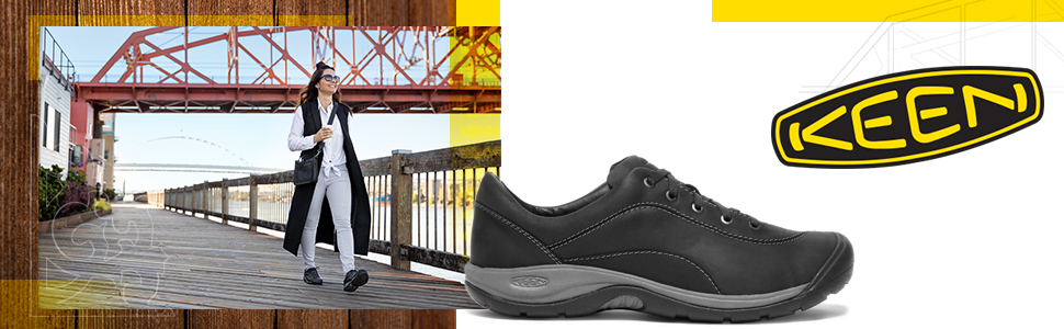 KEEN shoes, leather shoes, travel shoes, comfortable shoes, oxfords,