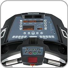 Elite Runner Treadmill Console