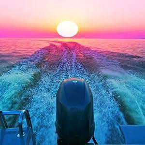 atlantis 155 uniden marine radio black lifestyle water boat motor