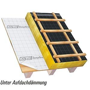 ICUTEC 012 8100 SD2 1 x 25 m Dampfbremse Wei/ß