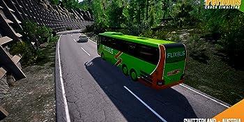 Fernbus Simulator Flixbus Österreich Schweiz Addon
