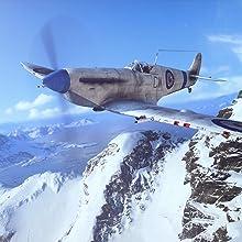 Battlefield V plane