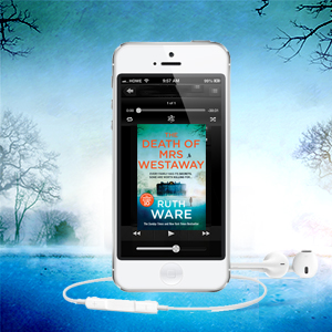 The Death of Mrs Westaway audio, Ruth Ware audio